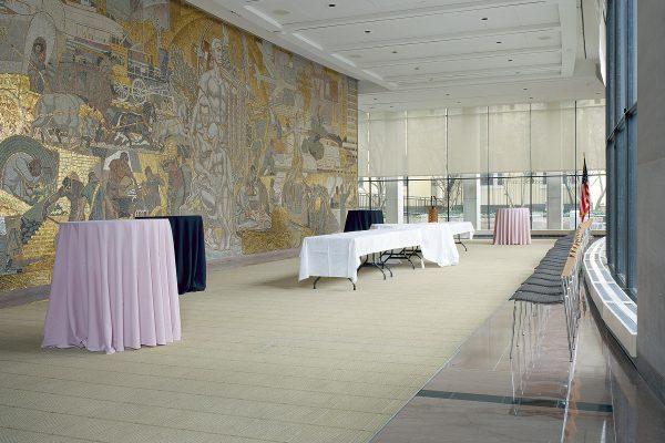 AFL-CIO Lobby, Washington DC, USA