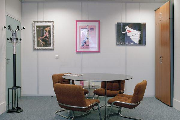 General Secretarys office, Paris, France