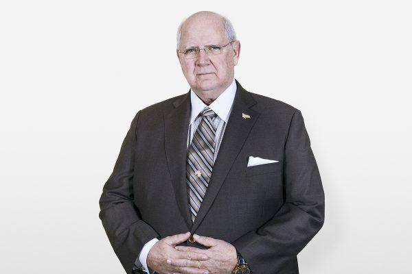 Harold Daggett,  President of International Longshoremans Union USA (ILA), New Jersey, USA